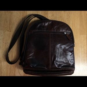 Jack Georges Convertible Backpack/Crossbody